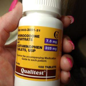 Buy Hydrocodone 7.5 mg/325 mg Online