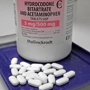Buy Hydrocodone 5 mg/325 mg Tablets online