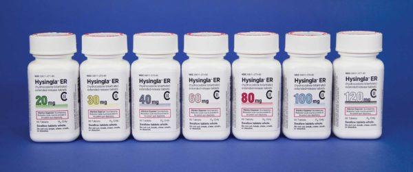 Buy Hysingla ER 120 mg Purdue Online