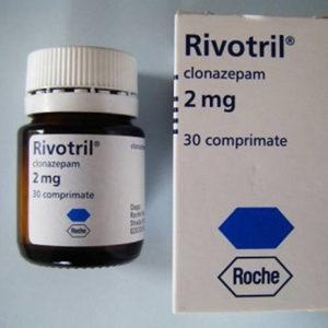 Buy Rivotril Clonazepam 2mg online